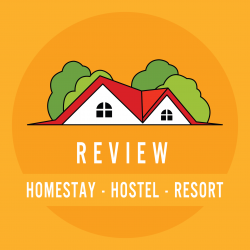 Review Homestay - Hostel - Resort